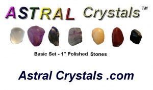 Astral Crystals Set