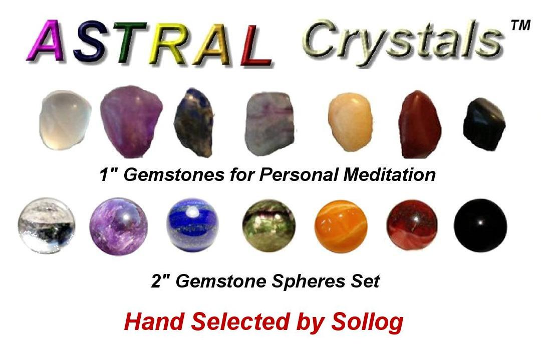 Astral Crystals