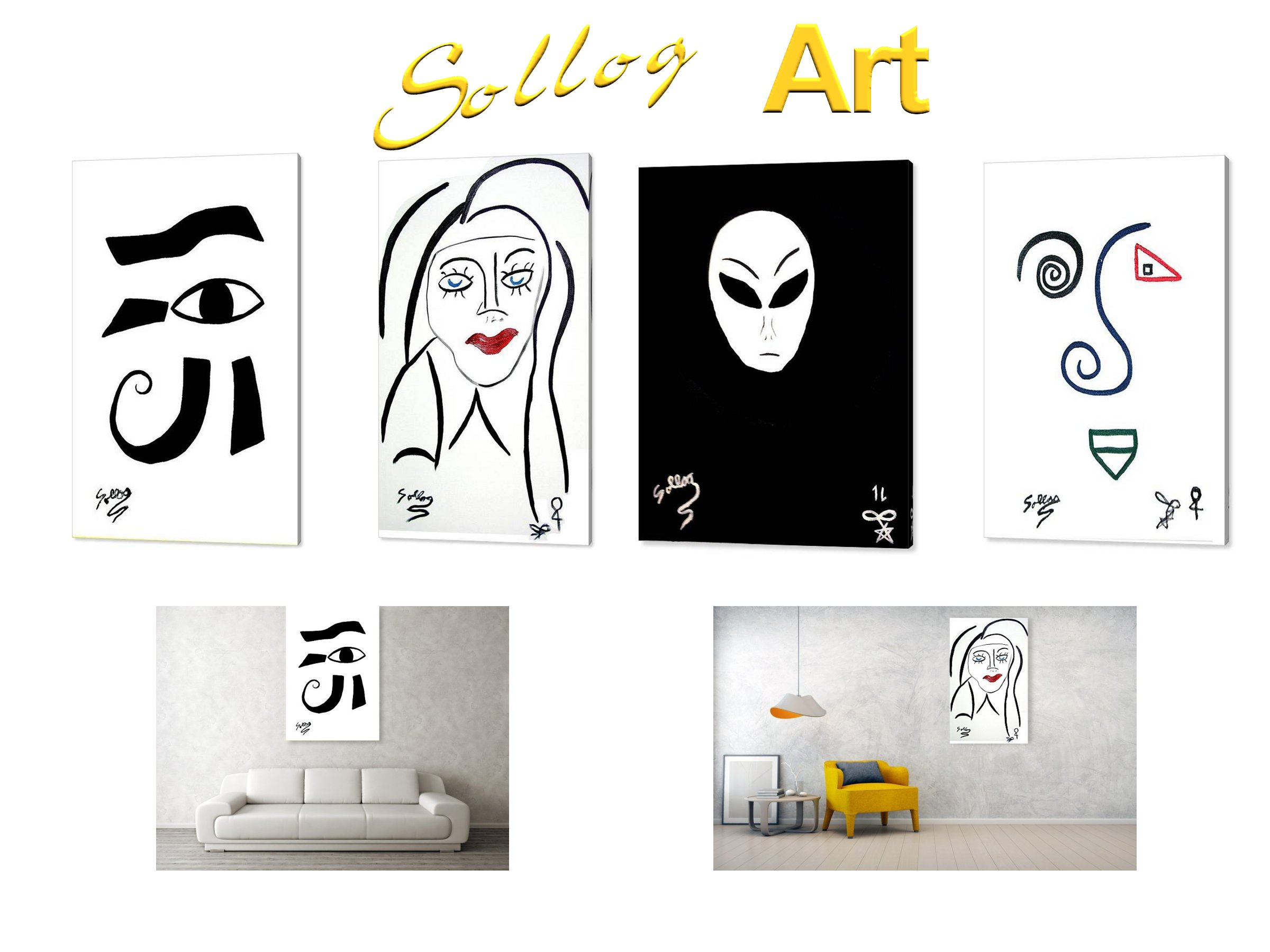 Sollog Art and Prints
